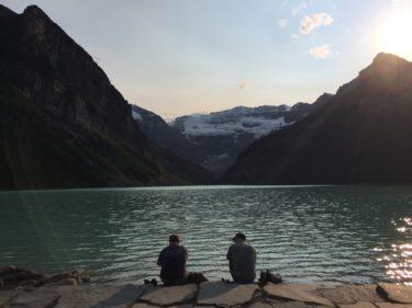 カナダ旅行③~バンフ国立公園やレイクルイーズを訪れた体験。約2日間での回り方を紹介~